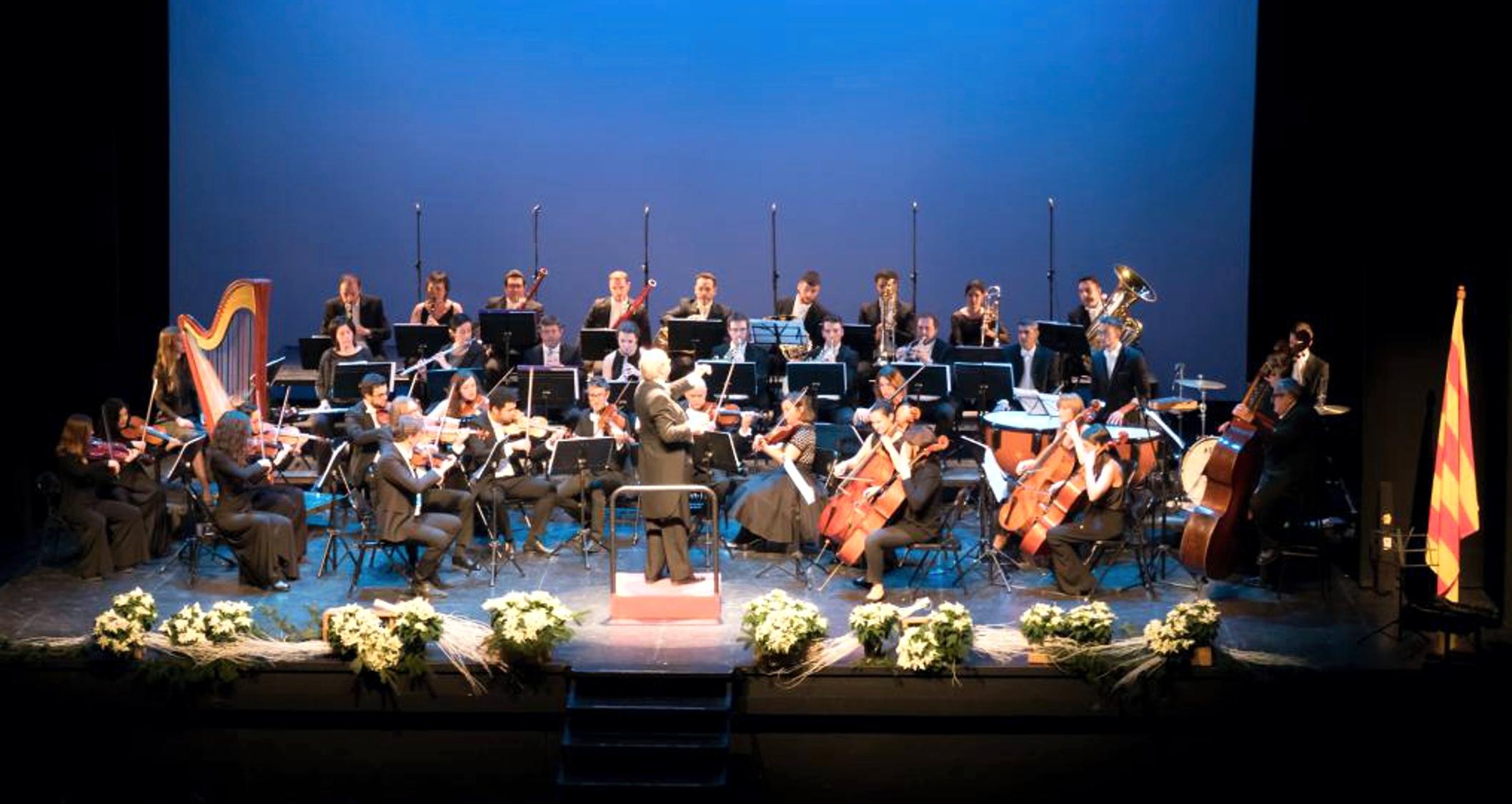 Orquestra Filharmònica de Catalunya 2020