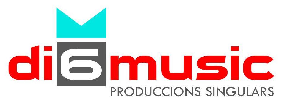 DI6MUSIC produccions logo